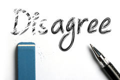 Agree Concept Royalty Free Stock Photos