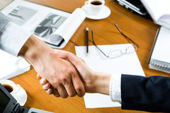 Agreement Royalty Free Stock Photo