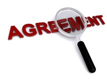 agreement Stock Photography