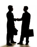 Agreement business. Stock Photos
