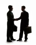Agreement business. Royalty Free Stock Image