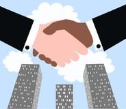 Agreement deal Stock Photography