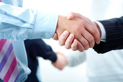 Agreements Stock Photo