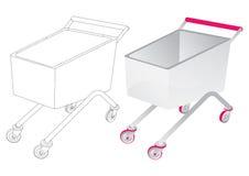 Agregue al carro - vector stock de ilustración