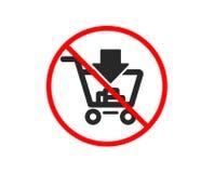 Agregue al icono del carro de compras Compra en l?nea Vector libre illustration