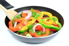 Agregue el color a su alimento. Imágenes de archivo libres de regalías