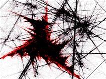 Agressie vector illustratie