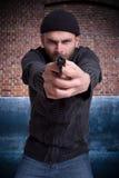 Agression Images libres de droits