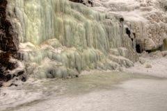 Agrest Spada stanu park na Minnestoa ` s Północnym brzeg Jeziorny przełożony w lecie Obrazy Royalty Free