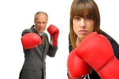 agresywny biznes obrazy royalty free