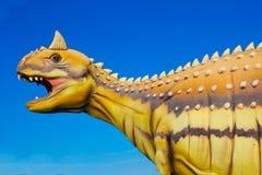 agresywny dinosaur Fotografia Royalty Free