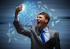 Agresywny zarządzanie Zdjęcie Stock