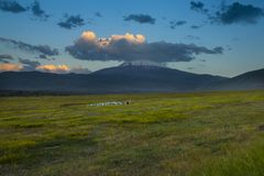 Agri mountain - Turkey royalty free stock photography