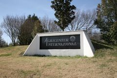 Agricenter International Germantown, TN Royalty Free Stock Image