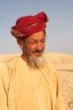 Agricoltore dell'Oman Fotografia Stock Libera da Diritti