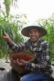 Agricoltore dell'uomo Immagini Stock Libere da Diritti