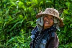 Agricoltore di balinese Fotografie Stock Libere da Diritti