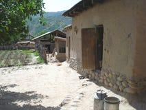Agricoltore di tagico dell'iarda Immagine Stock Libera da Diritti