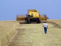 Agricoltore e associazione Immagini Stock Libere da Diritti