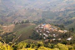 Agricoltore locale del villaggio Fotografie Stock