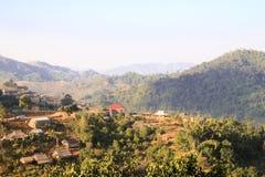 Agricoltore locale del villaggio Fotografie Stock Libere da Diritti