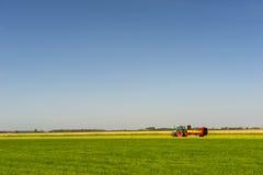 Agricoltore sul lavoro Immagine Stock Libera da Diritti