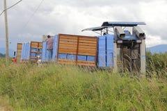 Agricoltori messicani a Washington Immagine Stock Libera da Diritti