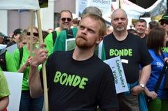 Agricoltori norvegesi Immagini Stock Libere da Diritti