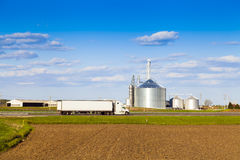 Agricoltura fotografia stock libera da diritti