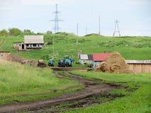 Agricoltura Altaya Fotografie Stock