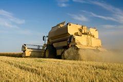 Agricoltura - Combine Fotografie Stock Libere da Diritti