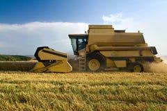 Agricoltura - Combine Immagine Stock Libera da Diritti