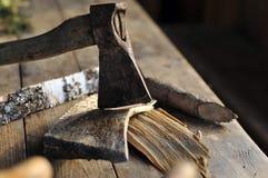 Agricoltura degli strumenti Fotografie Stock Libere da Diritti