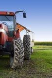 Agricoltura del camion Immagine Stock Libera da Diritti