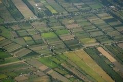 AGRICOLTURA DEL PAESAGGIO DELLA TAILANDIA CHIANG MAI Fotografia Stock Libera da Diritti