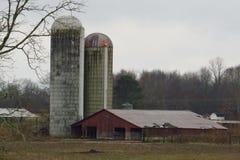 Agricoltura del paese Fotografia Stock Libera da Diritti