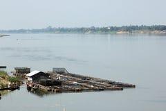 Agricoltura del pesce di mare Fotografia Stock
