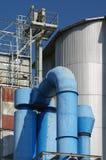 Agricoltura 2 del silo Fotografia Stock