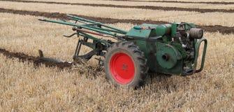 Agricoltura dell'aratro Fotografia Stock Libera da Diritti