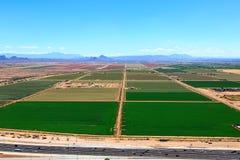 Agricoltura dell'Arizona Immagini Stock Libere da Diritti