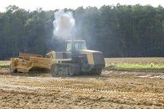 Agricoltura della costruzione Fotografia Stock