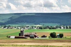 Agricoltura della Pensilvania Fotografie Stock Libere da Diritti