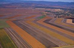 Agricoltura della striscia Fotografia Stock Libera da Diritti