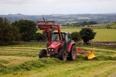 Agricoltura delle viste intorno a Snowdonia Fotografia Stock