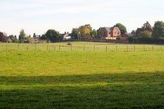 Agricoltura di Derbyshire Immagini Stock Libere da Diritti