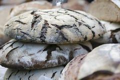 Agricoltura di sussistenza Pagnotta di pane Fotografia Stock Libera da Diritti