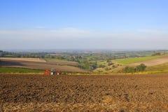 Agricoltura di Yorkshire Immagine Stock Libera da Diritti