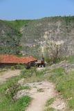 Agricoltura e la Moldavia di azienda agricola Immagine Stock Libera da Diritti