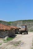 Agricoltura e la Moldavia di azienda agricola Fotografie Stock