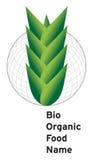 Agricoltura e logo dell'alimento Fotografie Stock